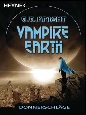 cover image of Vampire Earth--Donnerschläge